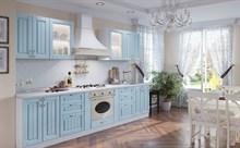 "Кухня ""Прованс"" Голубая патина"