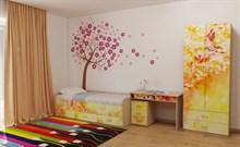 Детская мебель «Бабочки»