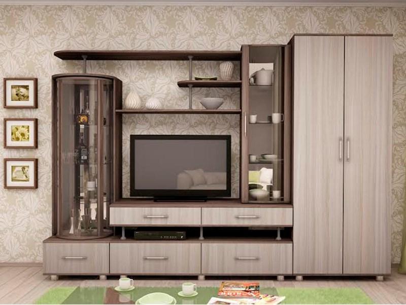 купить стенка для гостиной техно комплектация 1 в новосибирске