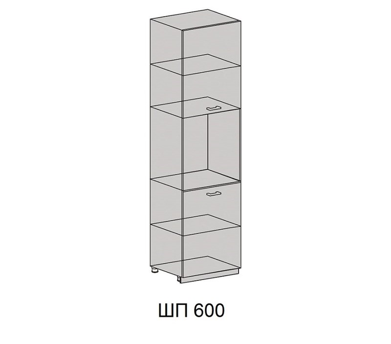 ШП 600 НАБОР №1 ПЕНАЛ