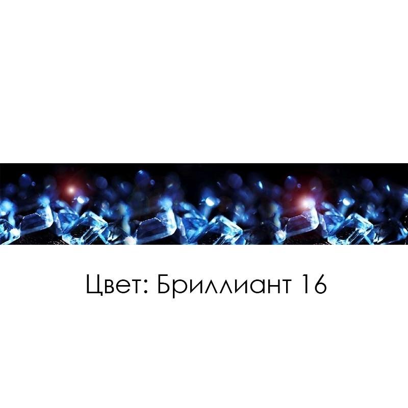 КУХОННЫЙ ФАРТУК «БРИЛЛИАНТ» (16), (ХДФ, АБС)