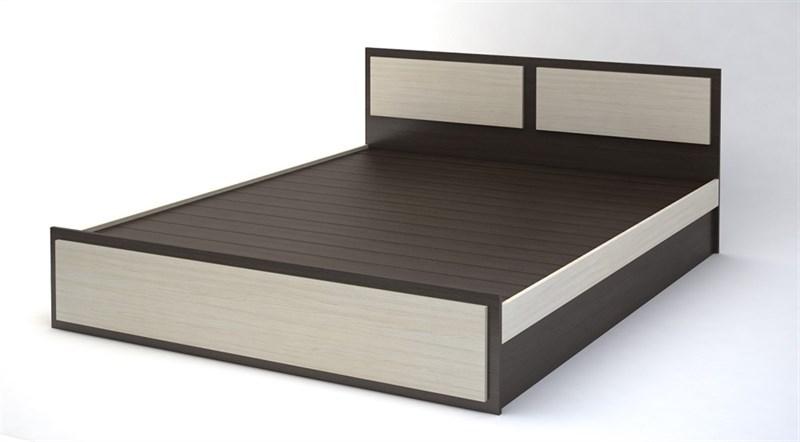 Кровать ЭЛЕГИЯ (1652х900х2032) КР 1,6 - фото 11372
