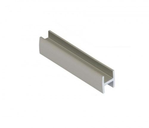 Планка для мебельных щитов Н-образная (4 мм.) - фото 11530