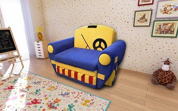 """Детский диван """"Бумер"""" - фото 11591"""