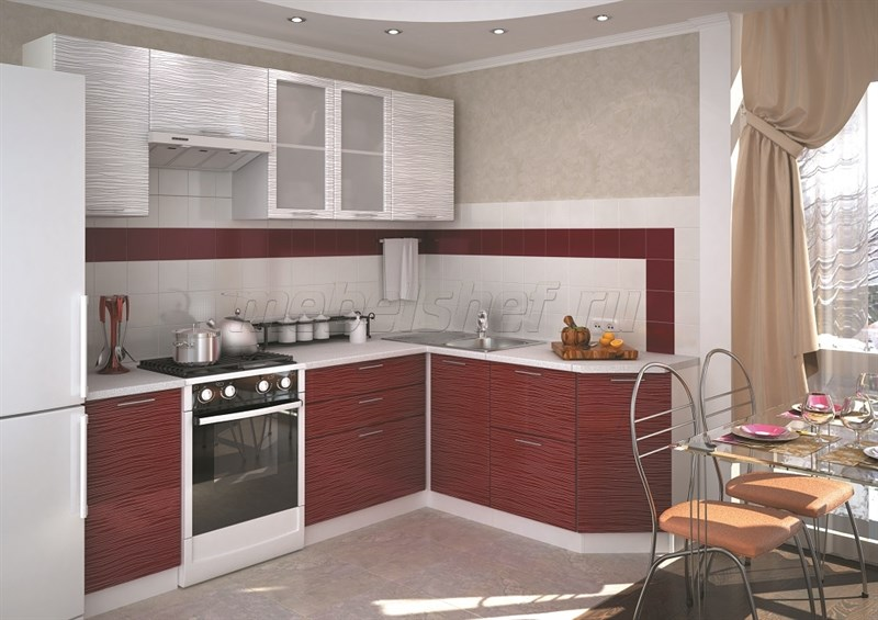 Кухня «Валерия-М» комплектация №1 - фото 11961