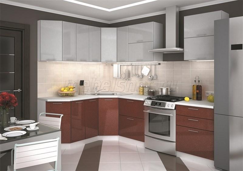 Кухня «Валерия-М» комплектация №3 - фото 11963