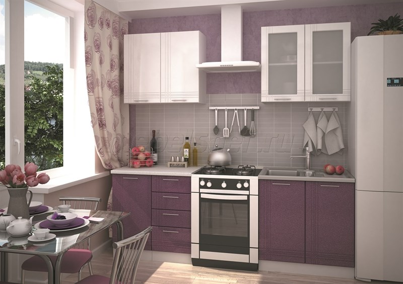 Кухня «Струна» комплектация №1 - фото 11968