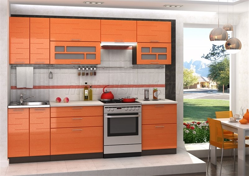 Кухня «Техно» комплектация №6 - фото 11971