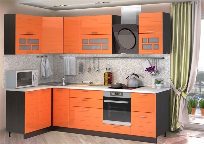 Кухня «Техно» комплектация №7 - фото 11972