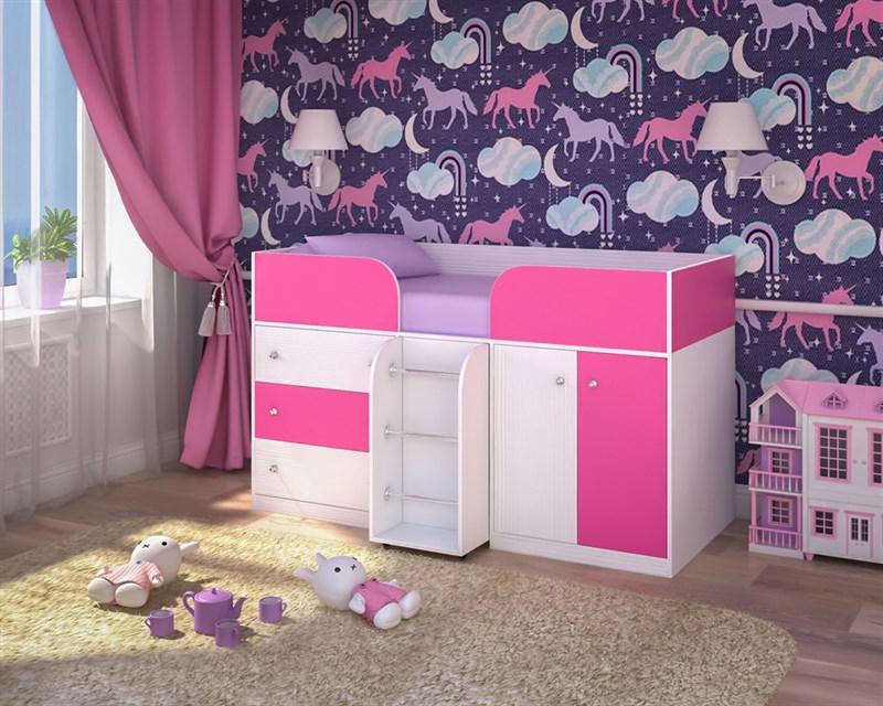 """Кровать чердак """"Малыш-4"""" - фото 12170"""