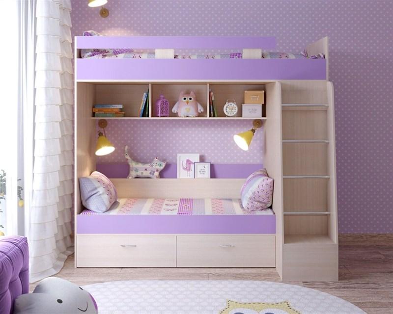 """Кровать """"Юниор-6"""" - фото 12319"""