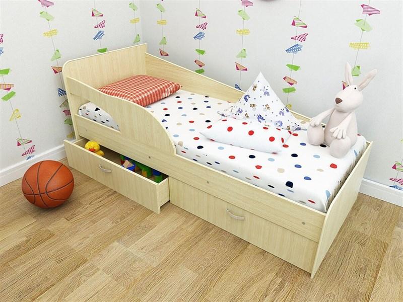 """Детская кровать """"Антошка"""" - фото 12376"""