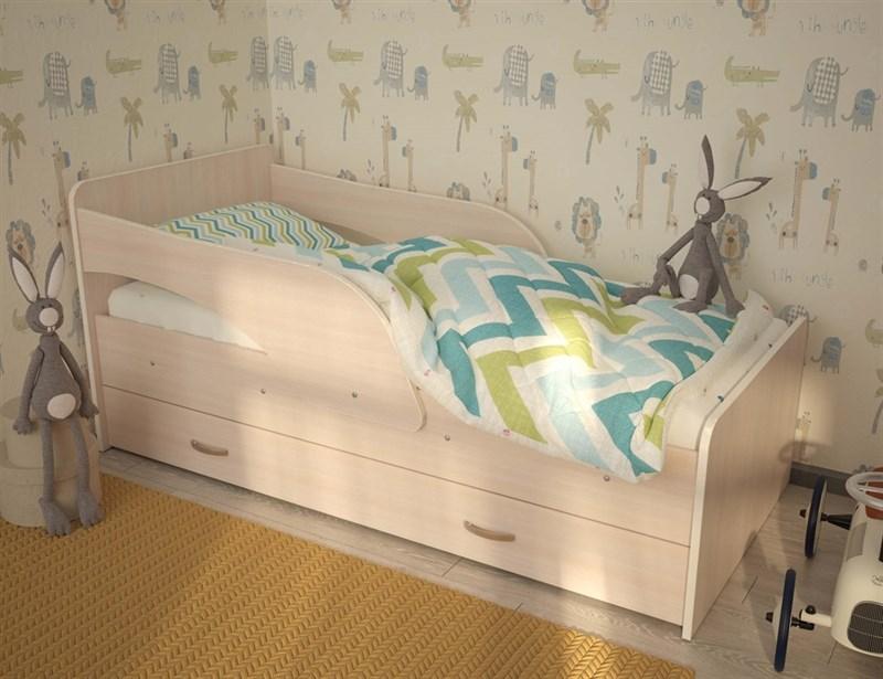 """Детская кровать """"Максимка"""" - фото 12441"""