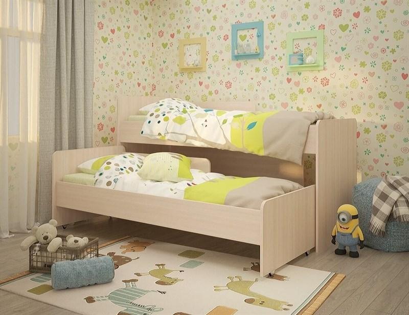 """Детская кровать """"Радуга 1900"""" - фото 12462"""