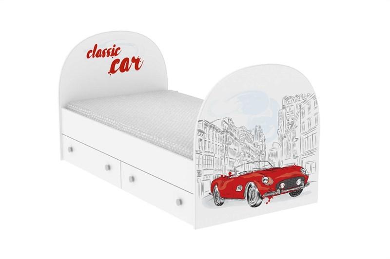 """Детская кровать """"Ретро"""" - фото 12736"""