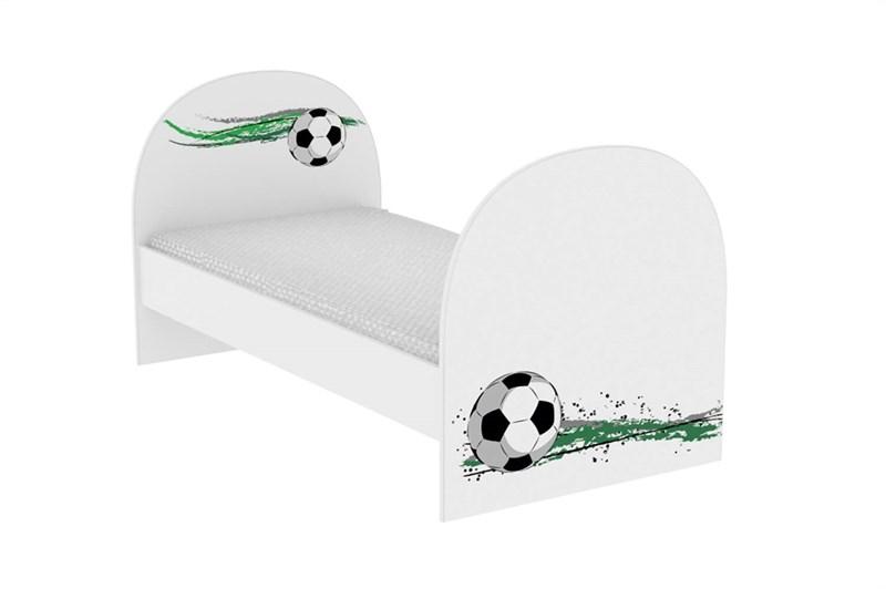 """Детская кровать """"Футбольный мяч"""" - фото 12738"""