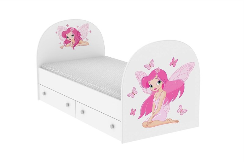 """Детская кровать """"Фея"""" - фото 12742"""