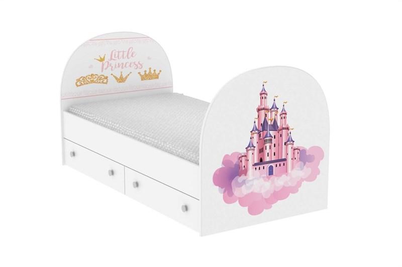 """Детская кровать """"Принцесса"""" - фото 12744"""