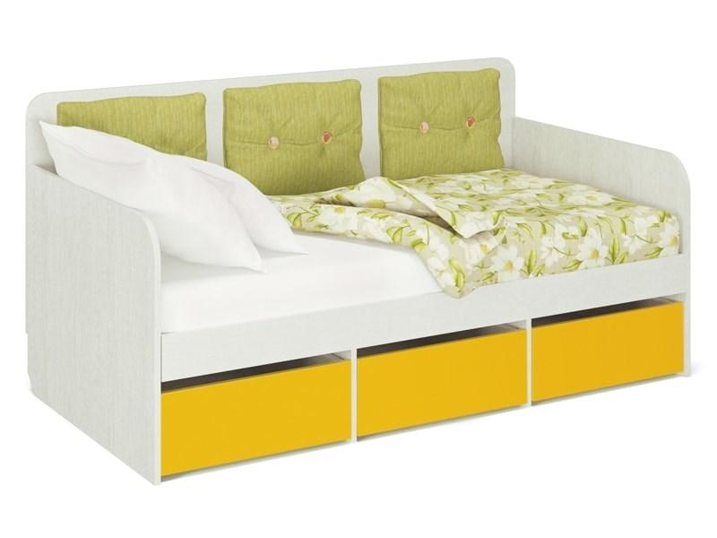 """Кровать малая """"Умка"""" модуль 1 - фото 12951"""