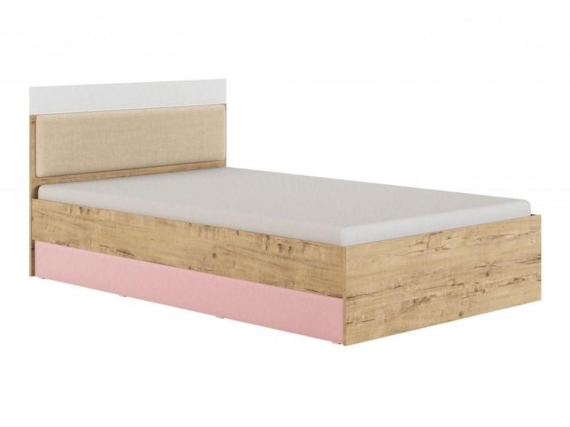 """Кровать 1,2 """"Дублин Роуз"""" модуль 2 - фото 13014"""