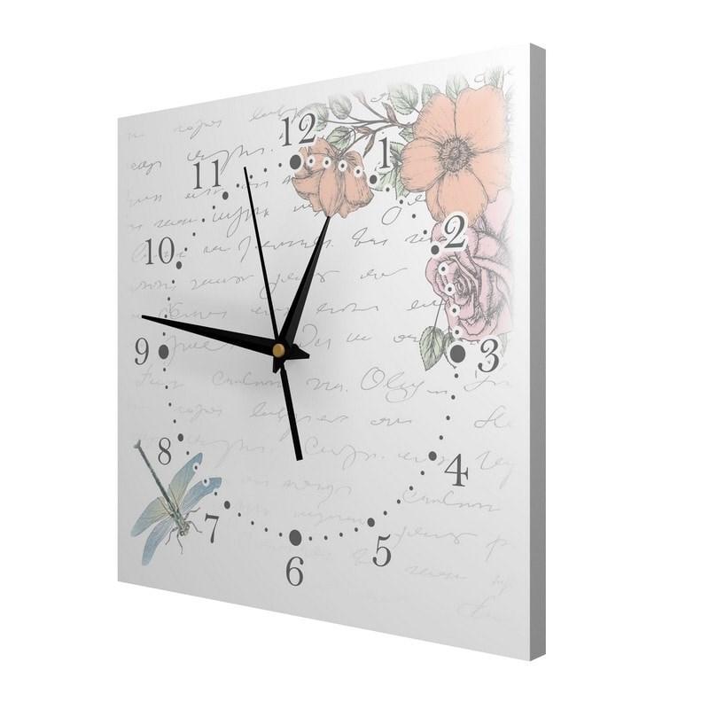 """Часы """"Дублин Роуз"""" модуль 6 - фото 13032"""