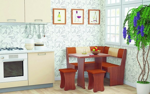 "Кухонный уголок ""Гамма-мини"" тип 1 - фото 14121"