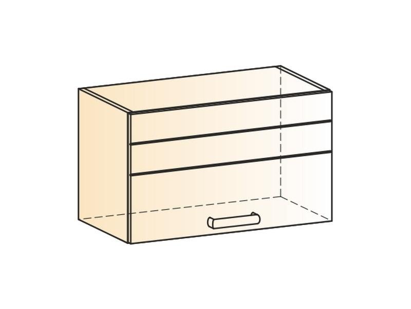 """Шкаф навесной L600 Н360 (1 дв. гл.) """"Мечта"""""""