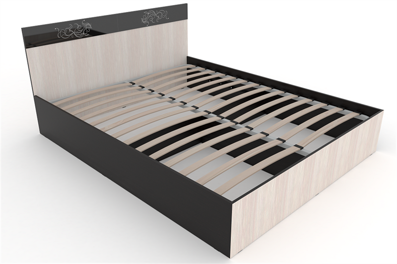 """Кровать с подъемным механизмом 92 - 1,6 м """"Вега EVO"""""""