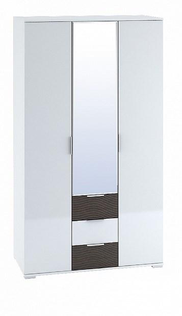 """Шкаф 3-створчатый с ящиками 1200 """"Терра"""" ШК-823 - фото 15216"""