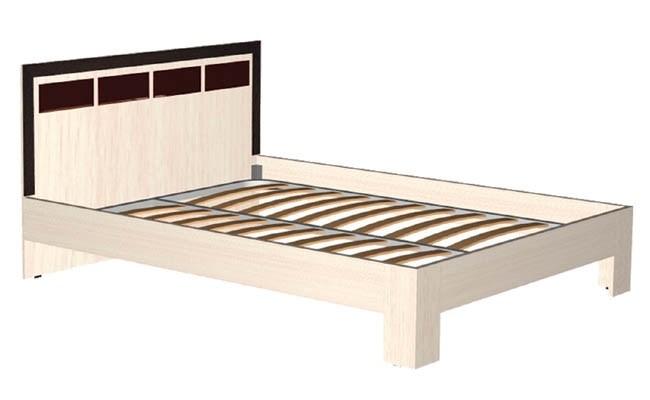 """Кровать 2-х спальная 1400 """"Венеция"""""""