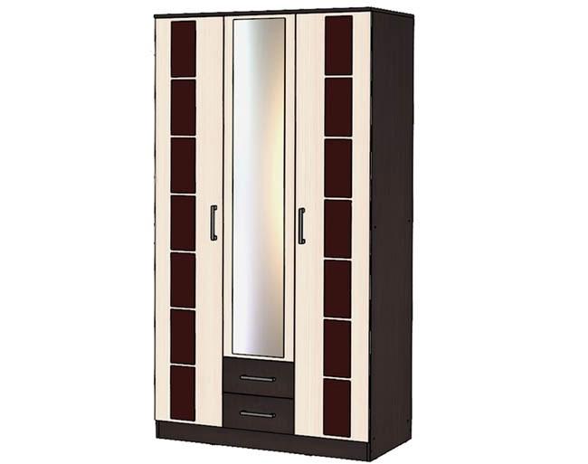 """Шкаф 3-х створчатый 1,2 м. """"Венеция"""""""