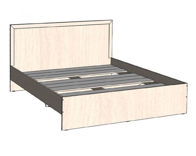"""Кровать 2-х спальная 1600 """"Соната"""""""