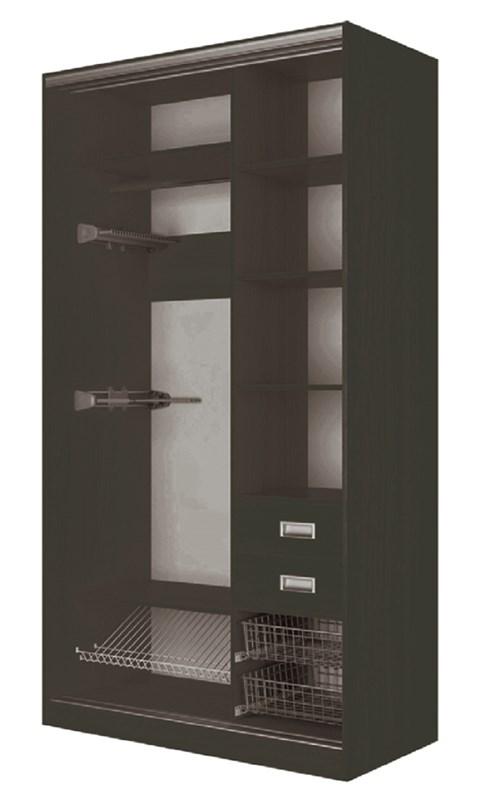 Шкаф-купе «Жаклин» 2-х дверный - фото 15897
