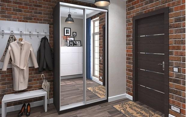 Шкаф-купе «Жаклин» 2-х дверный - фото 15898