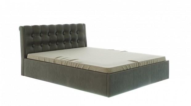 """Кровать """"Лагуна"""" 1,6 м. с подъемным механизмом - фото 20752"""