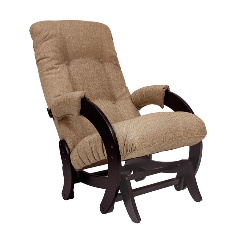 "Кресло-глайдер ""модель 68 шпон"""