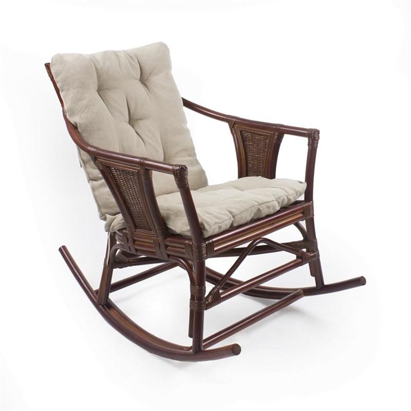 """Кресло-качалка с подушкой """"Canary"""""""