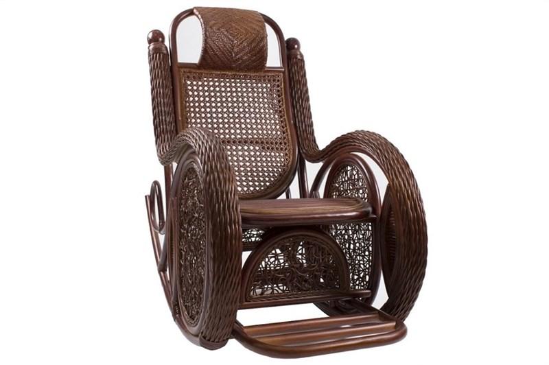 "Кресло-качалка с подушкой ""Alexa TWIST"""