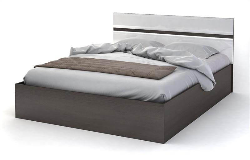 """Кровать """"Вегас"""" 1,6 (1632х900х2032) - фото 21205"""