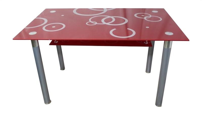 Стол обеденный DT 032 стекло - фото 21339