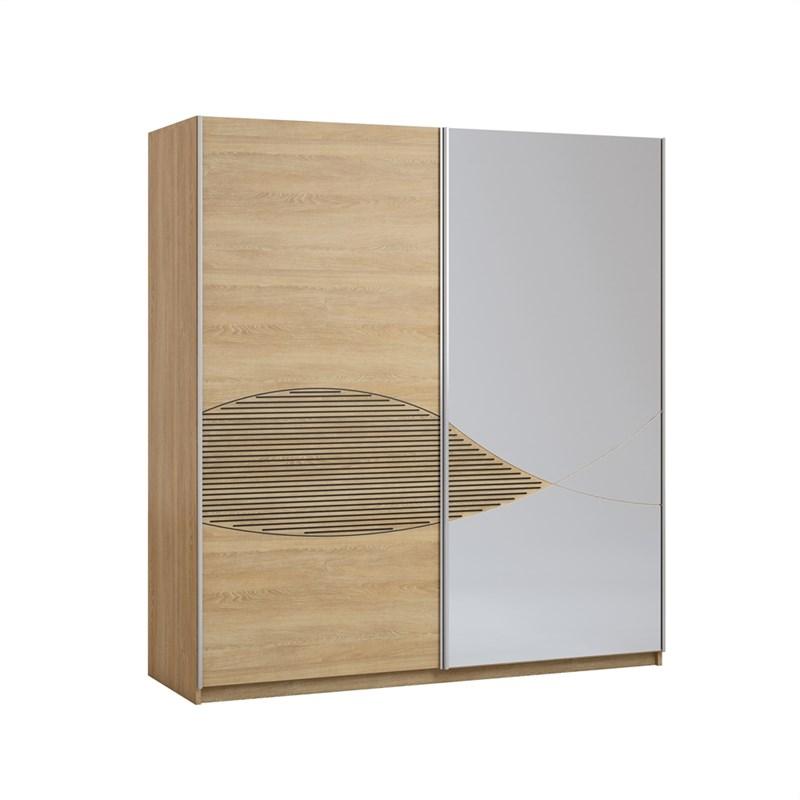 """шкаф-купе двухдверный с зеркалом """"Селеста"""""""