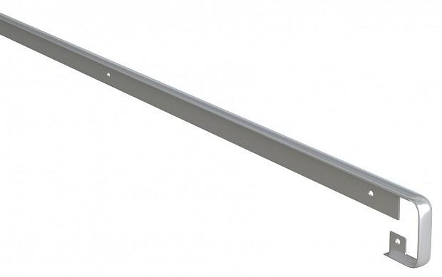 Планка соединительная Т-обр. матовая 40 мм. - фото 21823