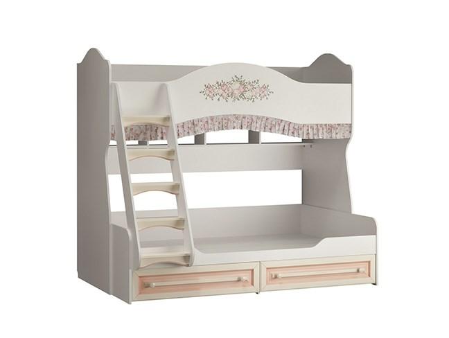 """Кровать двухъярусная """"Алиса"""" - фото 21988"""
