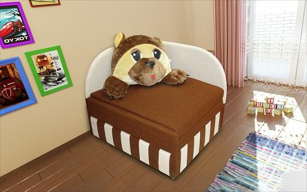 """Детский диван """"Топтыжка"""" - фото 22164"""