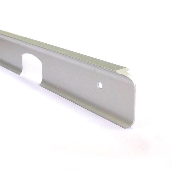 Планка соединительная угловая матовая 40 мм. - фото 22306