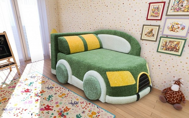 "Детский диван ""Ралли"" - фото 22607"