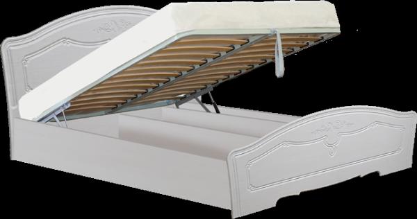 """Кровать 1,6 с подъемным механизмом """"Ева"""" - фото 24267"""