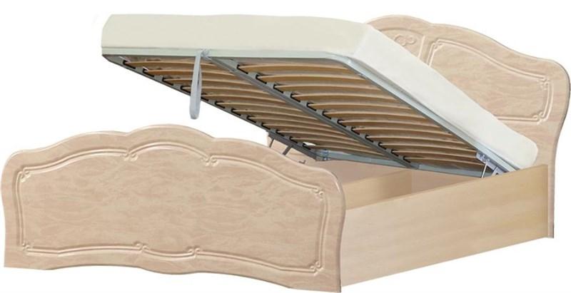 """Кровать №2 1,4 с подъемным механизмом """"Верона"""" - фото 24294"""