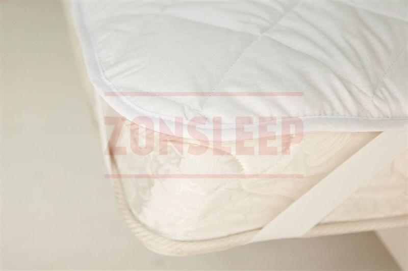 Наматрасник Жаккард стеганый с резинкой по углам - фото 24324