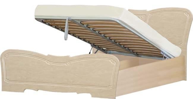"""Кровать №1 1,6 с подъемным механизмом  """"Верона"""" - фото 31537"""